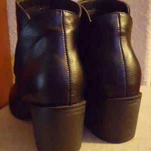 f625f15ba3fe Apt.9 Shoes - APT 9 MAKEA Black Ankle Casual Dress Pull on boot